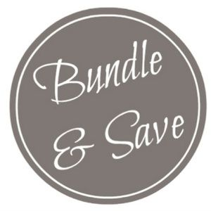 How to bundle & save....